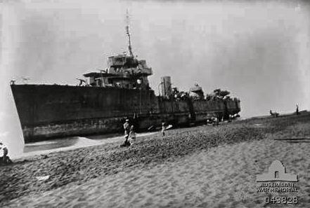 PORTUGUESE-TIMOR-1942-09-23.-HMAS-VOYAGER-RUN-AGROUND-AT-BETANO.jpg