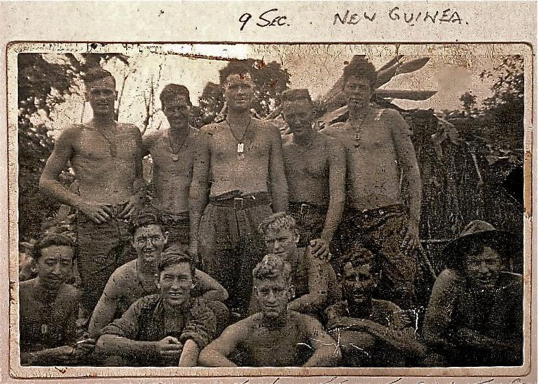New Guinea 1943-44