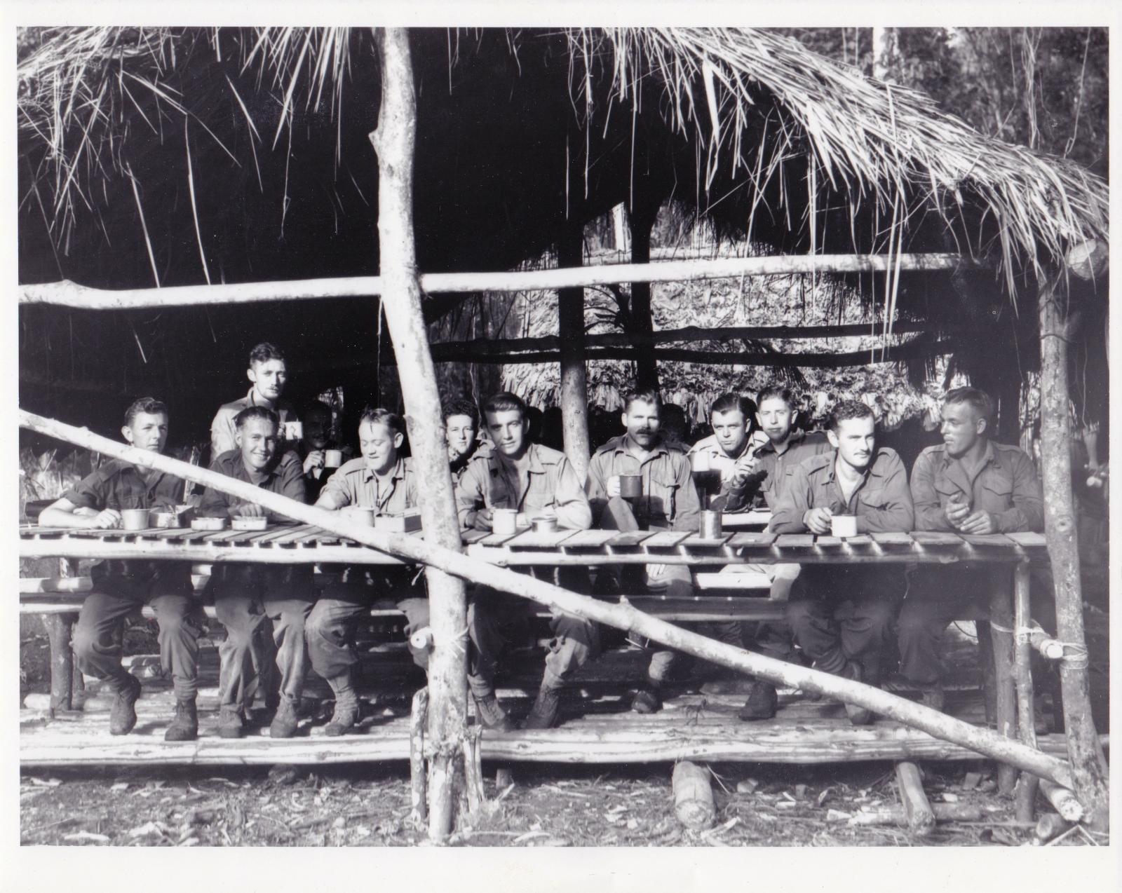 Faita, Ramu Valley NewGuinea1944