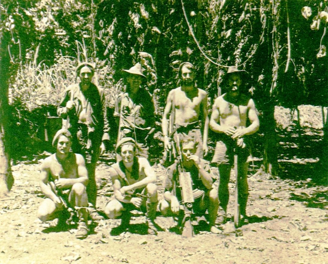 New Guinea 1944