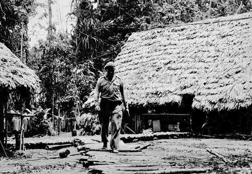 Commanding Officer, New Guinea