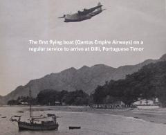 The first flying boat (Qantas Empire Airways) on a regular service.jpeg