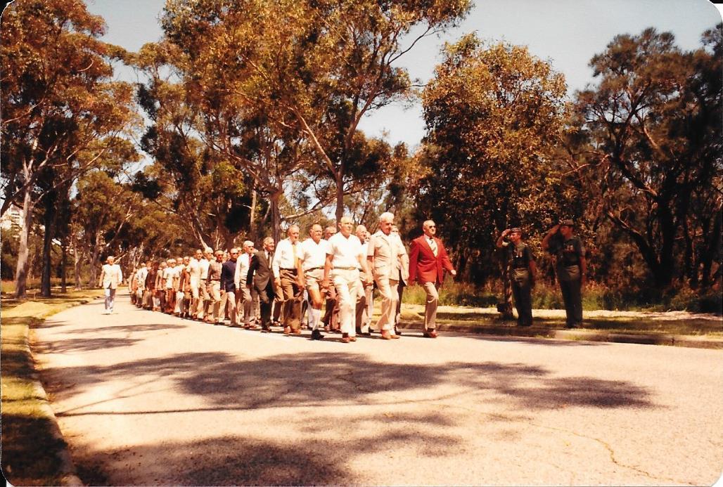 WA Safari  Marching 1983