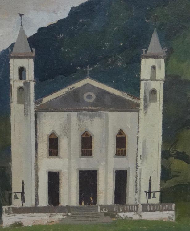 ART26328 Charles Bush Church at Ainaro October 1945.jpg